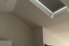 honeycomb-blind-skylight-wire-guides-pleated